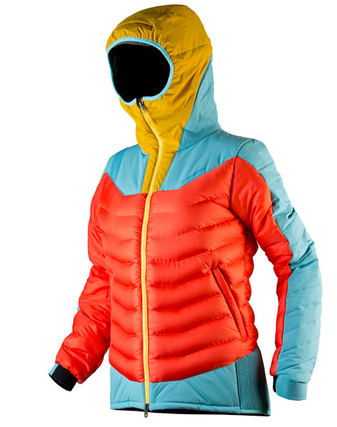 Nowe produkty z PrimaLoft® Performance Down Blend - La Sportiva Zelda Down Jacket