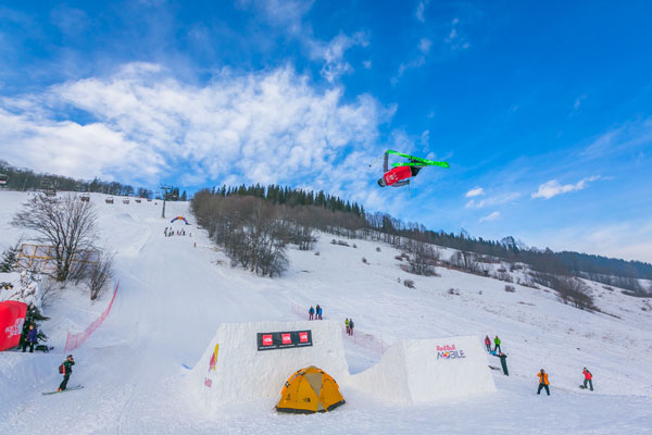 11. edycja The North Face Polish Freeskiing Open (fot. Mateusz Kiszela)