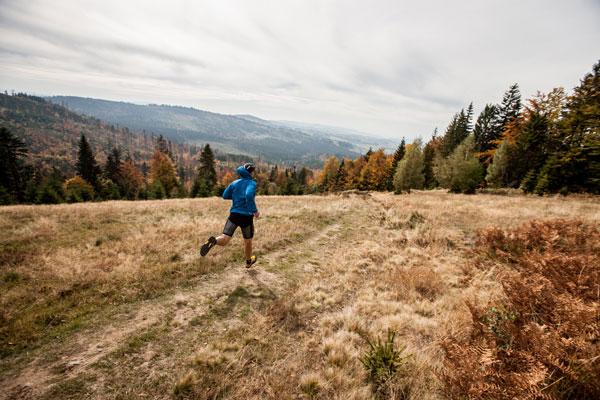Sceneria Dynafit Adventure Run (fot. Bikelife)