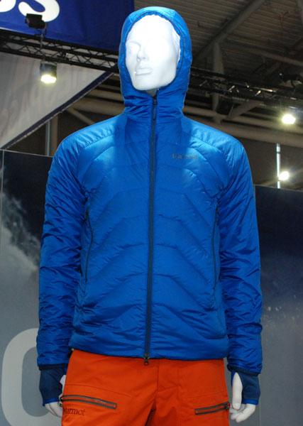 Kurtka Megawatt Jacket marki Marmot (fot. Outdoor Magazyn)