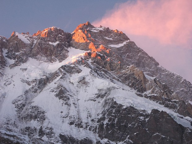 Nanga Parbat – ściana Rupal (fot. altitudepakistan.blogspot.com)
