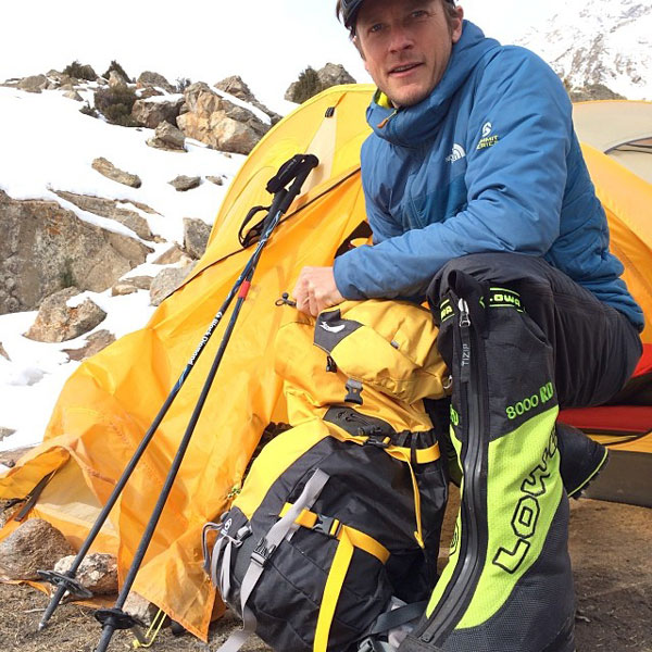 David Gottler (fot. The North Face)