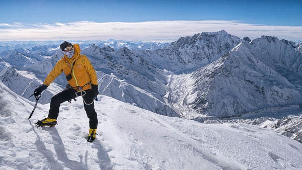 Wyprawa na Nanga Parbat (fot. David Goettler/The North Face Nanga Parbat Expedition)