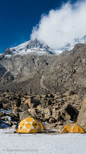 Wyprawa na Nanga Parbat (fot. Emilio Previtali/The North Face Nanga Parbat Expedition)
