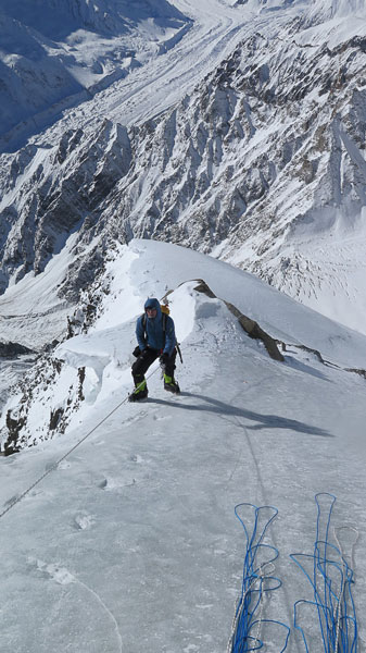 Wyprawa na Nanga Parbat (fot. Simone Moro/The North Face Nanga Parbat Expedition)