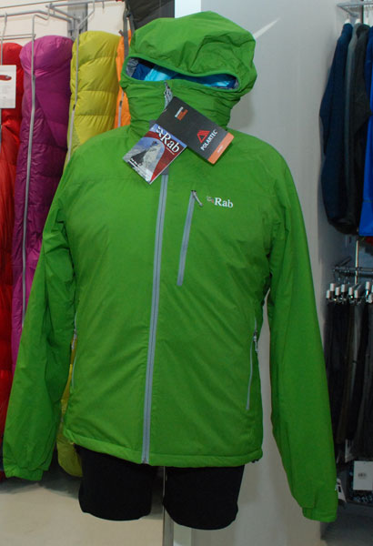 Kurtka Neo Guide Jacket marki Rab (fot. Outdoor Magazyn)