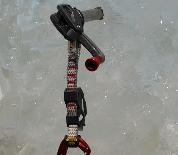 Śruby lodowe Quickscrew marki Salewa (fot. Outdoor Magazyn)