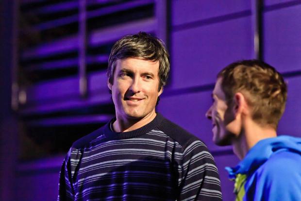 Mark i Adam Pustelnik na 11. KFG (fot. Lesław Włodarczyk)
