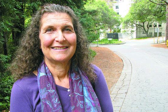 Arlene Blum – portret współczesny (fot. online.wsj)