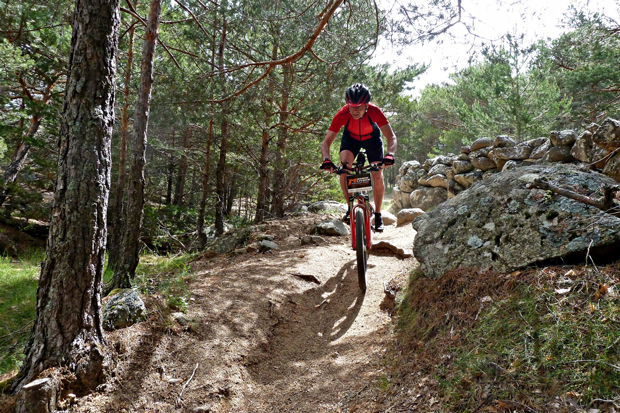 Madrid-Lisbon Mountain Bike