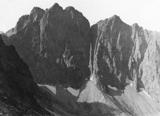 Wielki i Mały Jaworowy Szczyt - Dolina Jaworowa (fot. arch. KW Toruń)