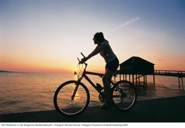 Trasa rowerowa wzdłuż Jeziora Bodeńskiego (fot. Roman Horner)