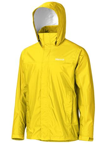 Popularna kurtka PreCip, marki Marmot, wyposażona we wszystko co niezbędna dla fanów górskich wędrówek. Lekka i w przystępnej cenie, wyposażona w laminat NanoPro™ Membrain®