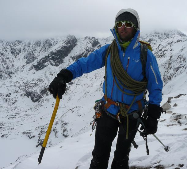 Nasz górski przewodnik - Grzegorz Bargiel (fot. Outdoor Magazyn)