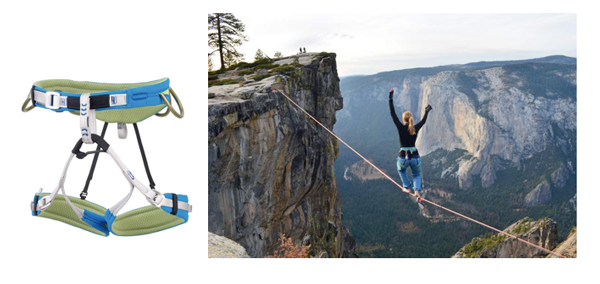 Barbara Sobańska - Taft Point Highline