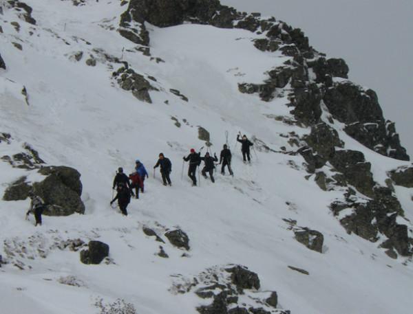 Szkolenie w ramach Akademii Górskiej 2014 (fot. Outdoor Magazyn)