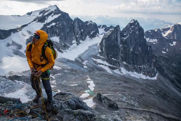 The North Face na wiosnę w górach (fot. Jimmy Chin)