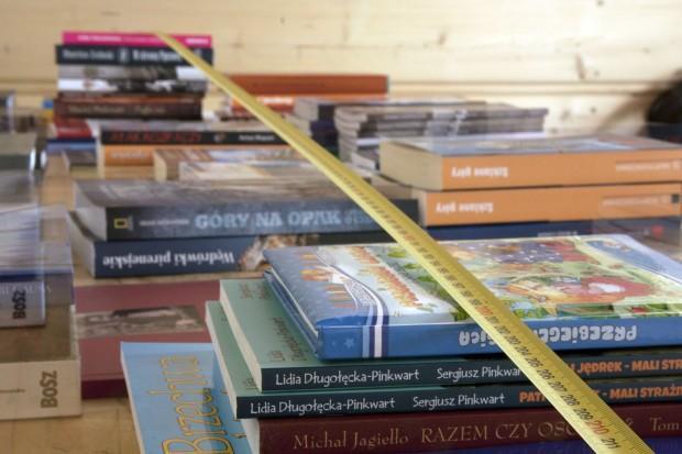 Zalążek kolekcji książek w Bibliotece Górskiej