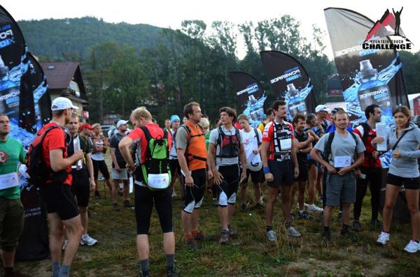 Mountain Touch Challenge 2012 - start o świcie