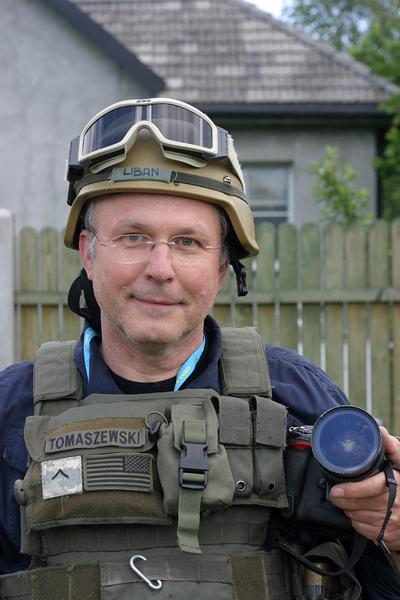 Tomasz Tomaszewski (fot. Dominik Gajda)