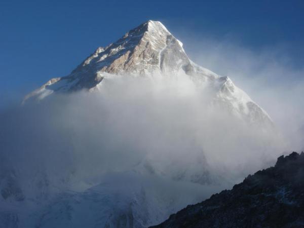 K2 (Źródło: Polski Himalaizm Zimowy)