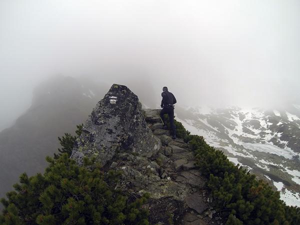 Podbieg na Karb (fot. Marcin  Świerc)