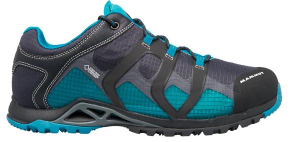 GORE-TEX SURROUND - model butów marki Mammut z nową technologią