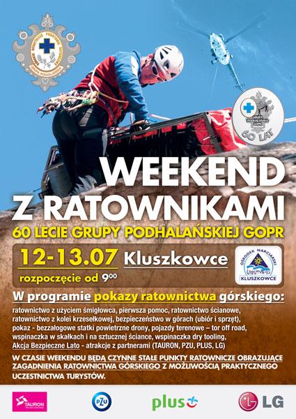 Plakat-Kluszkowce