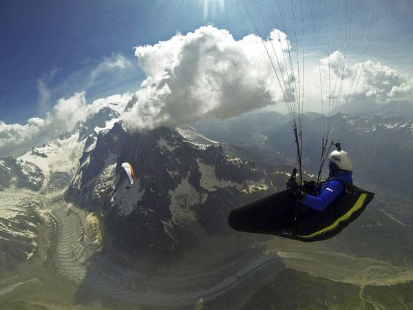 Red Bull X-Alps 2013 (fot. Daniel Kofler)