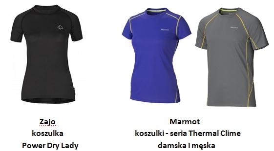 Zajo i Marmot - koszulki
