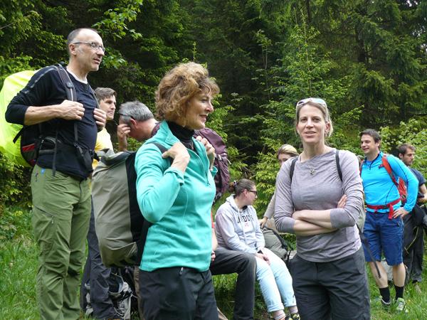 Hiking dziennikarzy :) (fot. 4outdoor)