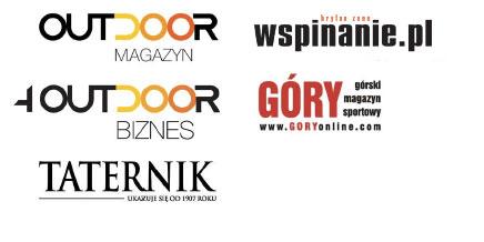 Media wspierające Polish Outdoor Group