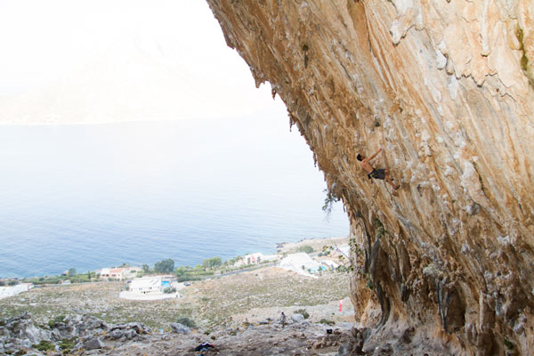 The North Face Kalymnos Climbing Festiwal (fot. The North Face/Damiano Levanti)