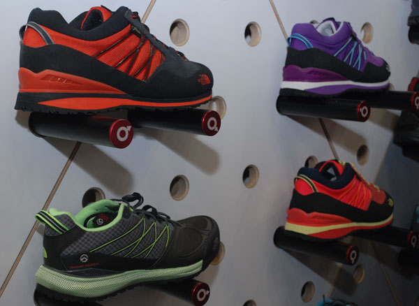The North Face, buty Hedgehog (fot. Outdoor Magazyn)