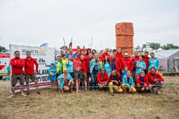 Ekipa Himalayan Camp 2014 (fot. POG)