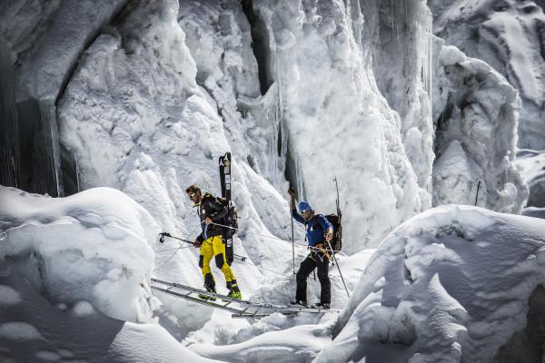Aklimatyzacja pod Manaslu (fot. Marcin Kin)