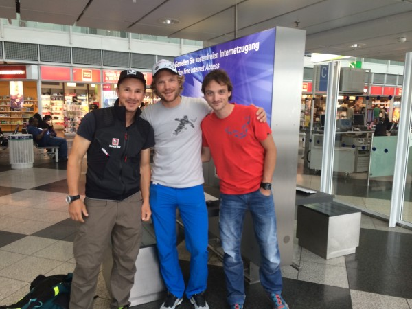 Double 8 expedition – start! (fot. DYNAFIT)