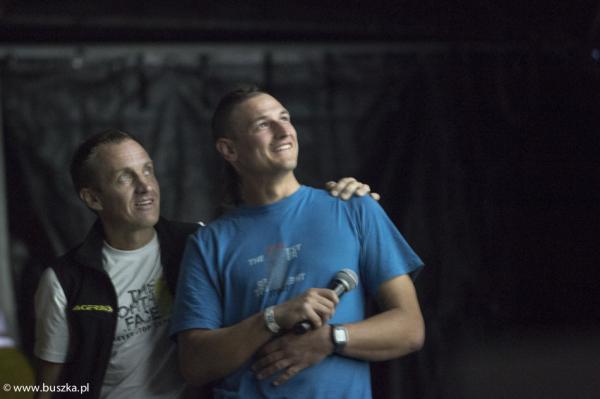 Denis Urubko i Adam Bielecki