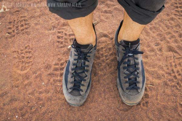 Sprawdzone buty to podstawa!