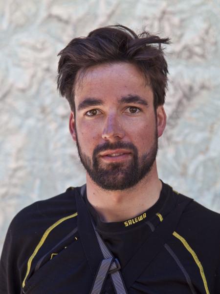 Arnaud Cottet (fot. arch. SALEWA)