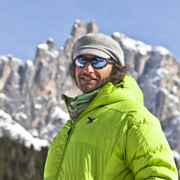 Luca Pandolfi (fot. arch. SALEWA)