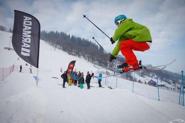 Mini snowpark PFO (fot. arch. Snow PR)