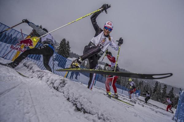 Red Bull Bieg Zbójników - Magdalena Kozielska (fot. Łukasz Nazdraczew)