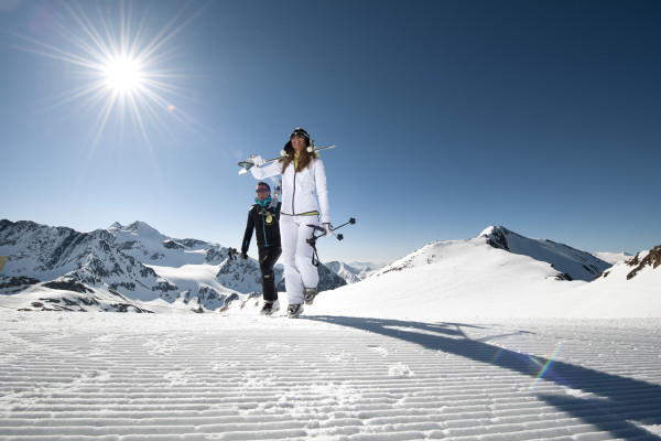 Lodowiec Stubai (fot. Andre Schoenherr / Stubai Tirol)