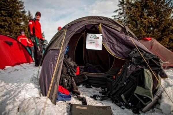 Biwak WinterCamp jest jedyną w swoim rodzaju imprezą edukacyjną