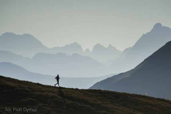 Bieg Granią Tatr (fot. Piotr Dymus)