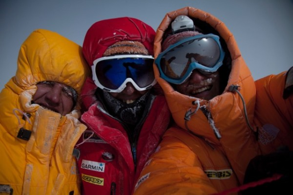 Wyprawa na Gasherbrum II (fot. Cory Richards, The North Face)