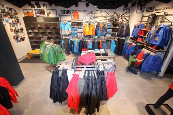 Nowy sklep marki The North Face we Wrocławiu