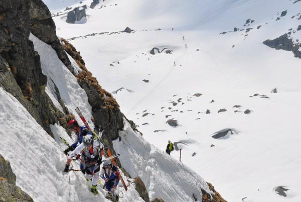 Memoriał Piotra Malinowskiego w Ski-alpinizmie (fot. Zofia Szwajnos)