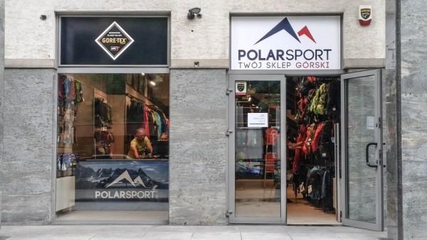 Nowy sklep Polar Sport w Warszawie